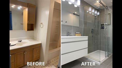 Bathroom Remodel Under 100