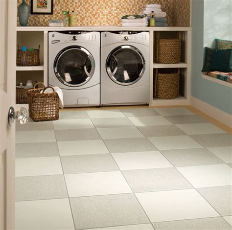 Tile Flooring Ideas For Laundry Room by Laundry Room Daltile Porcelain Floor Tile Home Interiors