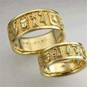 wedding rings pictures ancient egyptian wedding ring With egyptian wedding rings