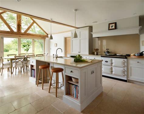 practical kitchen island designs  open shelving