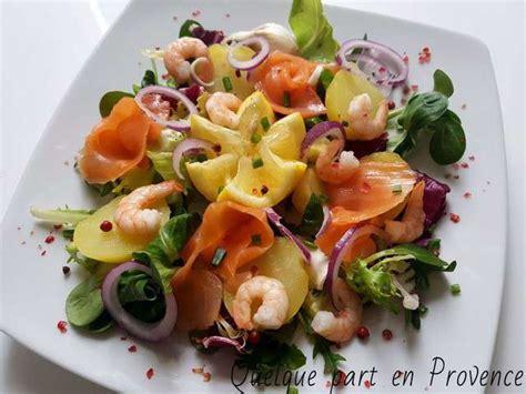 classement cuisine recettes de salade nordique
