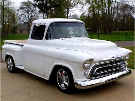 1957 Chevrolet Pickup For Sale  Classiccarscom Cc804040