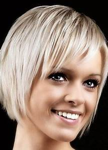 Coupe Mi Courte Femme : coupe de cheveux femme court et mi long ~ Nature-et-papiers.com Idées de Décoration