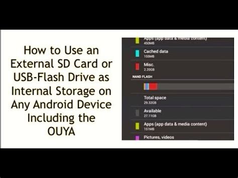 to sd card android how to use a micro sd card as storage on any