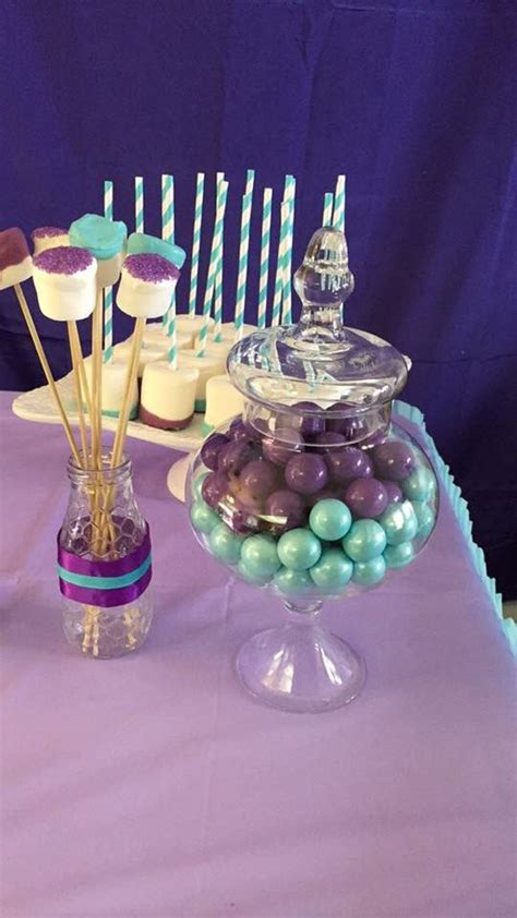 Purple And Teal Baby Shower Decorations by 17 Best Ideas About Teal Baby Showers On Baby