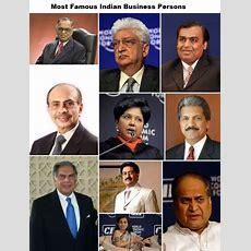 100+ Most Famous Indian Businessmenentrepreneurs Owlcation