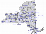 New York State Counties: Genealogy: New York State Library