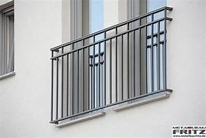 Schlosserei Metallbau Fritz Franzsischer Balkon 12 04