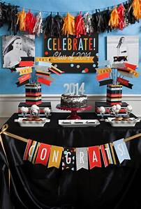 Graduation Party Ideas, 2014 Decorations