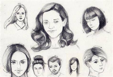draw hairstyles  styles  draw