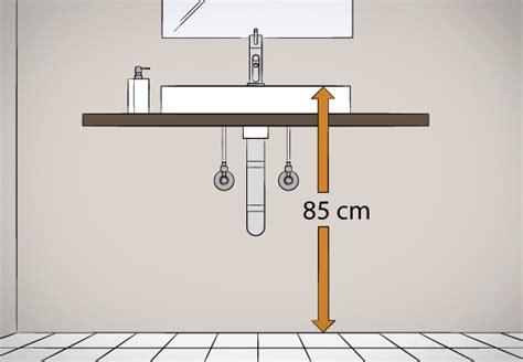 Waschbecken Montieren Höhe by Aufsatzwaschbecken Montieren Anleitung Obi