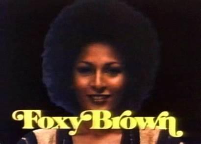 Pam Grier Foxy Brown 1974 Blaxploitation Giphy