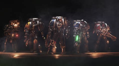 WARHAMMER 40K: DEATHWATCH® brings hard hitting action and ...