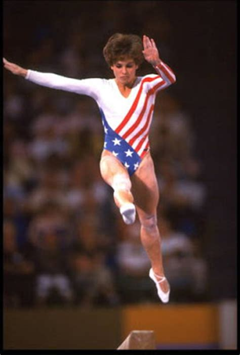 international wallpaper mary lou retton gymnast