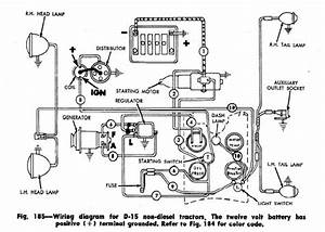 Ford Tractor 4610 Parts Diagram