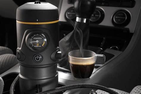 Handpresso Auto, the Portable Espresso Machine for your Car   Baxtton
