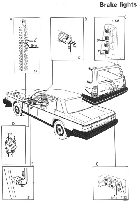 Volvo 9700 Wiring Diagram by 89 Volvo 240 Fuse Box Wiring Library