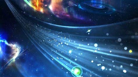 Digital Art, Abstract, Cgi, Render, Space, Universe, Stars