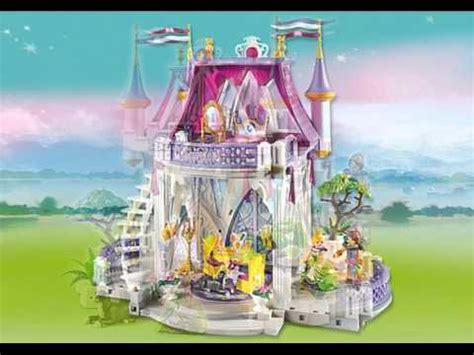 pr 233 sentation collection playmobil 2014 les princesses