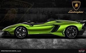 Lamborghini Aventador J Gold... and more! - Motorward