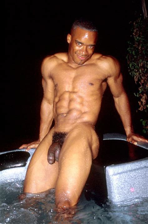 Nude Black Guys