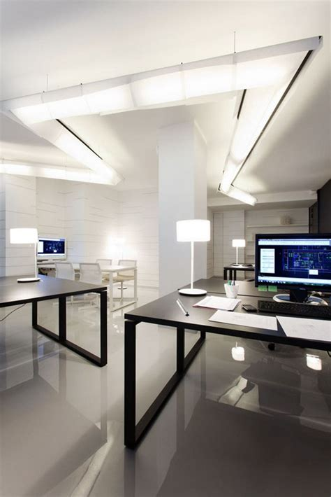 small office lighting ideas fresh and modern office studio by dom arquitectura