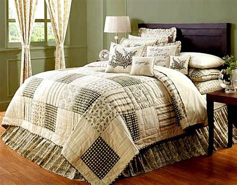 bedding sets meadowsedge is a ivory with feathery moss green ferns