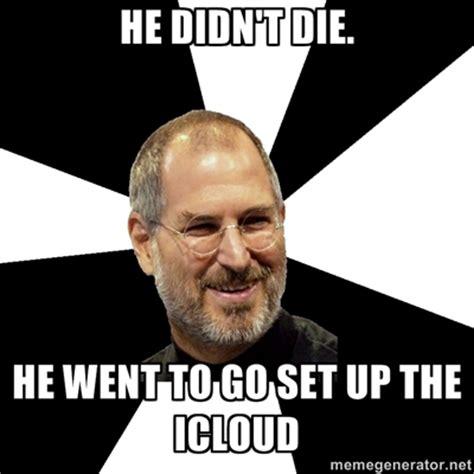 Steve Jobs Meme - even more steve jobs jokes mole empire