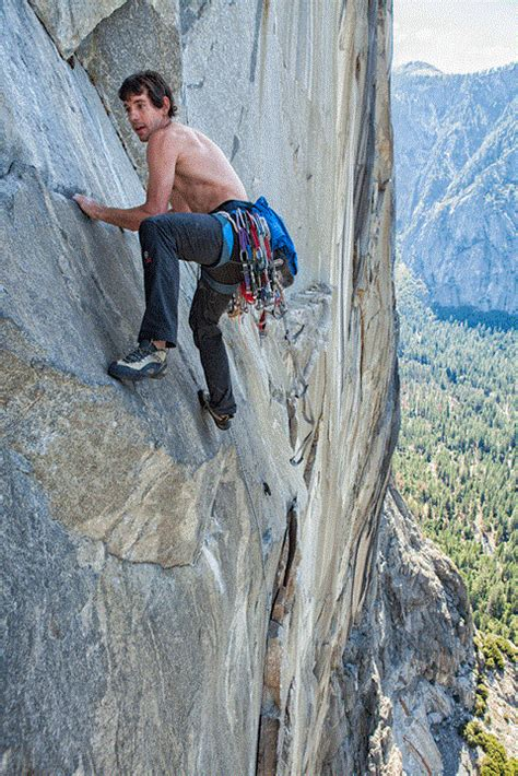 Years American Rock Climber Alex Honnold Overall
