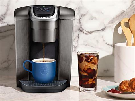 Target keurig k50 coffee maker only 69 reg 109 99 tastes good. NEW Keurig K-Elite Single Serve Coffee Maker