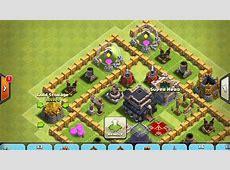No 7 Clans Clash Best Hall Town Base Tesla Hidden 7