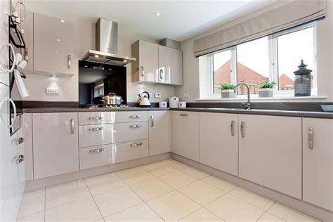 taylor wimpey grey gloss cabinets google search ev