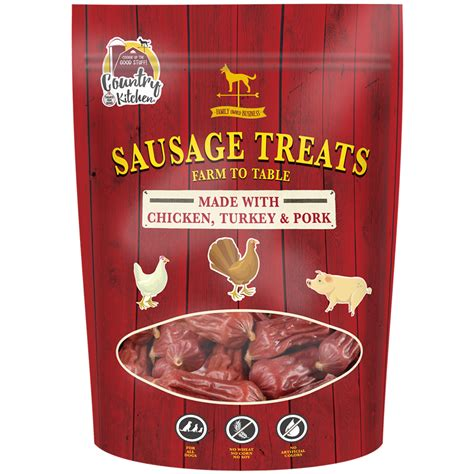country kitchen treats farm to table sausage treats country kitchen 6058