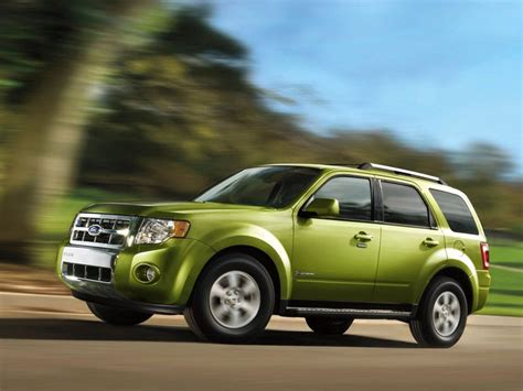 What Suv Gets The Best Mpg by 10 Used Crossovers With Best Gas Mileage Autobytel