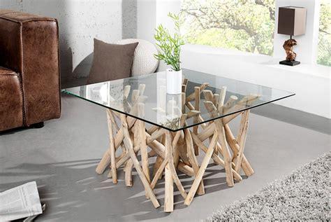 table basse design bois flott 233 adora wraste