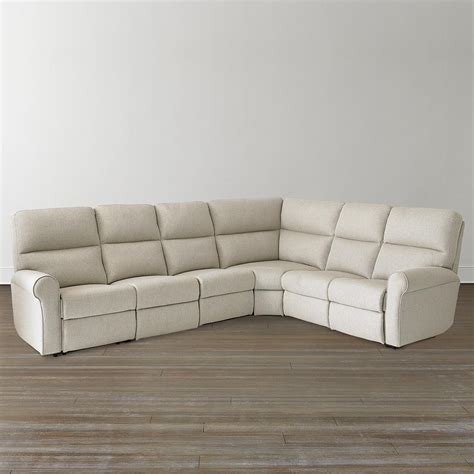 l shaped recliner sofa l shaped reclining sectional sofa elite home ideas