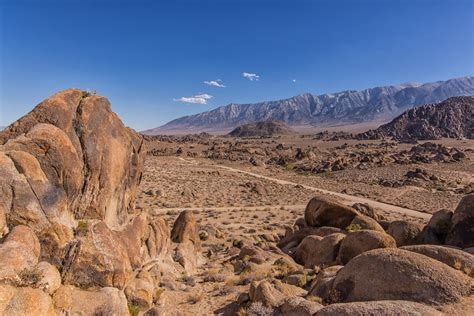 Alabama Hills Lone Pine California One The Most