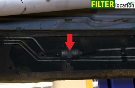 2003 Yukon Fuel Filter by How Change The Fuel Filter On Gmc 2001 2003