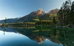 Nature, Landscape, Reflection, Lake, Water, Mountain