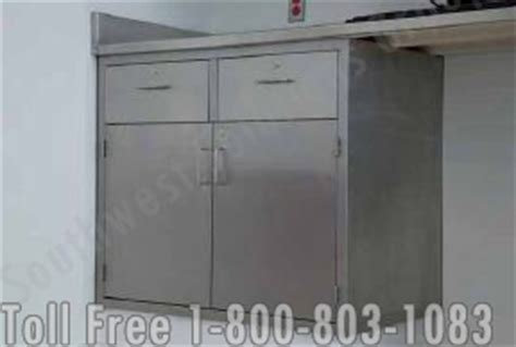 kitchen cabinets steel stainless steel surgery casework operating room 3248
