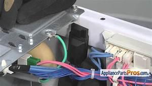 Washer Water Level Switch  Part  Wpw10415587