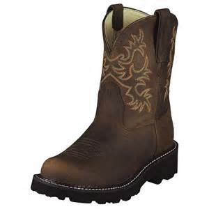 Ariat Womens Fatbaby Western Boots