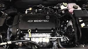 2014 Chevrolet Cruze Caracter U00edsticas Del Motor