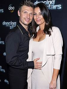 Why Nick Carter Announced Wife's Pregnancy Live on DWTS ...