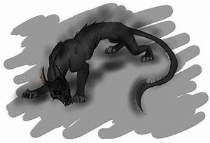 ROTG:LOTBOH- Darknus as Demon-cat by lightbluesskrill on ...
