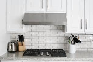 installing subway tile backsplash in kitchen subway tile kitchen backsplash how to withheart