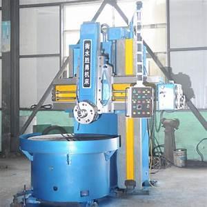 China Large Vertical Turning Lathes Manual Vtl  High