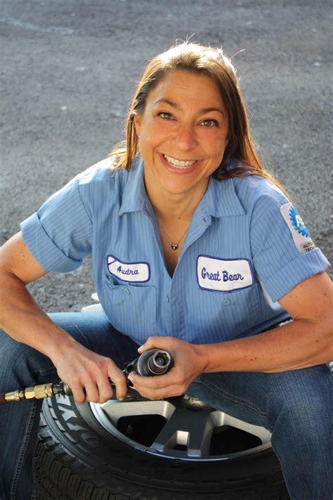 yup auto mechanics   women  knew wak