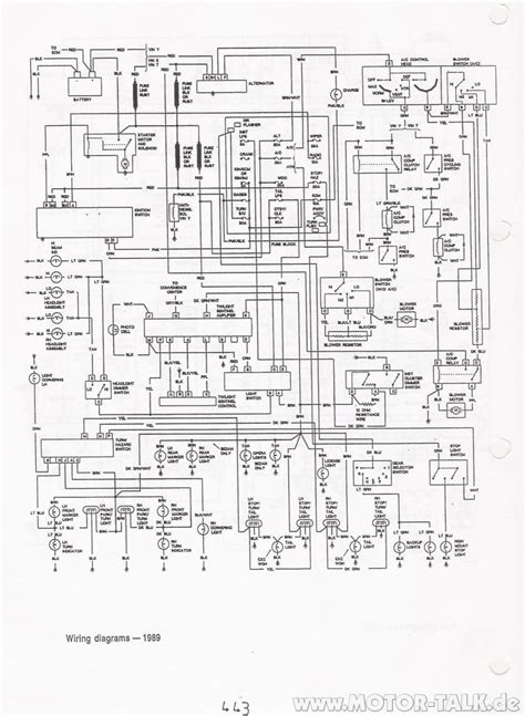 1989 Chevy Wiring Diagram by Wiring Diagrams 1989 Chevy Caprice 02 Chevrolet Caprice