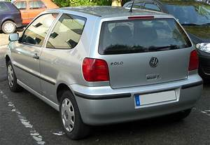 Volkswagen Polo 3 : file vw polo iii 2 facelift rear jpg wikimedia commons ~ Melissatoandfro.com Idées de Décoration